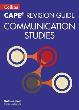 Book Cape Communication Studies Revision Guide (collins Cape Communication Studies) by Natalee Cole