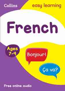 French Ages 7-9: Ideal For Home Learning (collins Easy Learning Primary Languages) de Collins Easy Learning