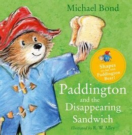 Book Paddington and the Disappearing Sandwich by Michael Bond