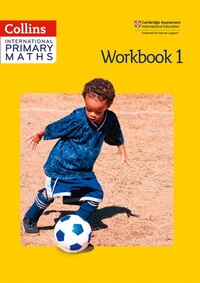 Collins International Primary Maths - Workbook 1