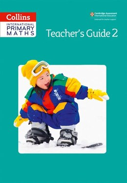 Book Collins International Primary Maths - Teacher's Guide 2 by Lisa Jarmin