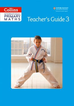 Book Collins International Primary Maths - Teacher's Guide 3 by Paul Wrangles