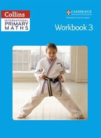 Book Collins International Primary Maths - Workbook 3 by Paul Wrangles