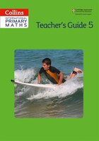 Collins International Primary Maths - Teacher's Guide 5