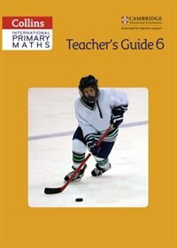 Book Collins International Primary Maths - Teacher's Guide 6 by Paul Wrangles