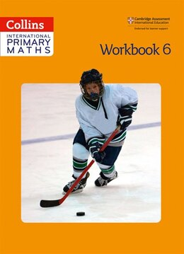 Book Collins International Primary Maths - Workbook 6 by Paul Wrangles