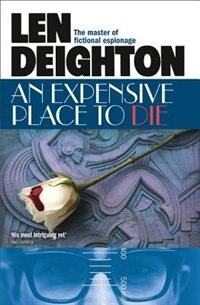 Book An Expensive Place to Die by Len Deighton