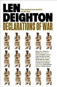 Book Declarations of War by Len Deighton