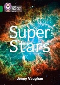 Book Super Stars: Band 15/emerald (collins Big Cat) by Jenny Vaughan