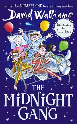 Book The Midnight Gang by David Walliams