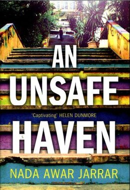 Book An Unsafe Haven by Nada Awar Jarrar