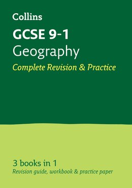 Book Gcse Geography All-in-one Revision And Practice (collins Gcse Revision And Practice: New Curriculum) by Collins GCSE