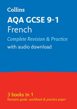 Book Aqa Gcse French All-in-one Revision And Practice (collins Gcse Revision And Practice: New… by Collins GCSE