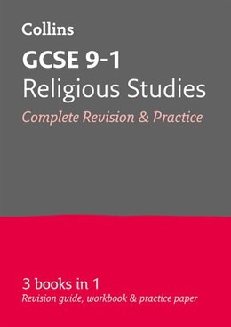 Book Gcse Religious Studies All-in-one Revision And Practice (collins Gcse Revision And Practice: New… by Collins GCSE