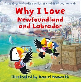 Book Why I Love Newfoundland and Labrador by Daniel Howarth
