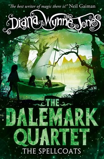The Spellcoats (the Dalemark Quartet, Book 3) by Diana Wynne Jones
