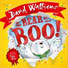 Book The Bear Who Went Boo! by David Walliams