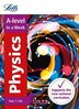 A-level Physics Year 1 (and As) In A Week (letts A-level In A Week - New Curriculum)