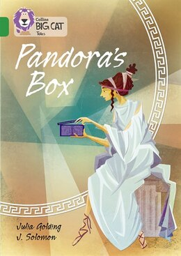 Book Pandora's Box: Band 15/emerald (collins Big Cat) by Julia Golding