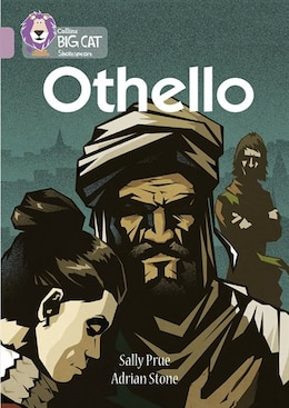 Book Collins Big Cat - Othello: Band 18/pearl by Sally Prue