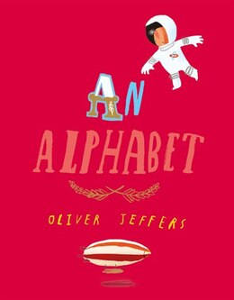 Book An Alphabet by Oliver Jeffers
