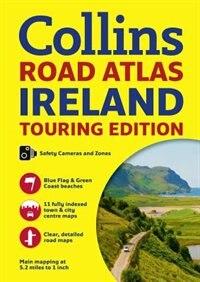 Book Ireland Road Atlas by Collins Maps