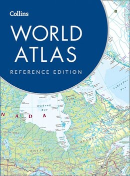 Book Collins World Atlas: Reference Edition by Collins Maps