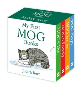 Book My First Mog Books by Judith Kerr