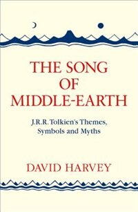 Book The Song of Middle-earth by David Harvey