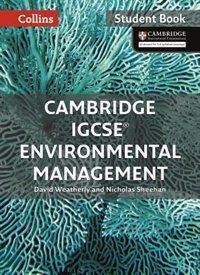 Book Cambridge Igcse® Environmental Management Student Book (collins Cambridge Igcse) by David Weatherly