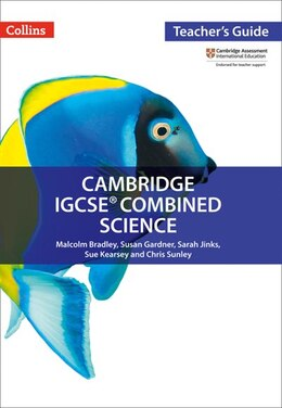 Book Cambridge Igcse® Combined Science Teacher Guide (collins Cambridge Igcse) by Malcolm Bradley