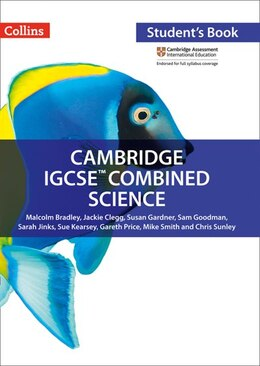 Book Cambridge Igcse® Combined Science Student Book (collins Cambridge Igcse) by Malcolm Bradley