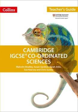 Book Cambridge Igcse® Co-ordinated Sciences Teacher Guide (collins Cambridge Igcse) by Malcolm Bradley