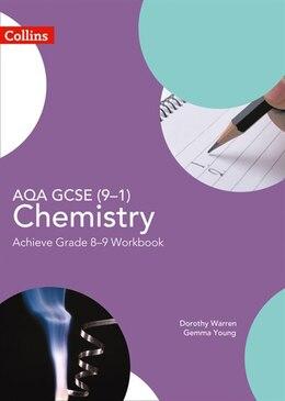 Book Aqa Gcse Chemistry 9-1 Grade 8/9 Booster Workbook (gcse Science 9-1) by Harpercollins
