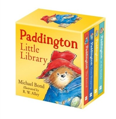 Paddington Little Library by Michael Bond