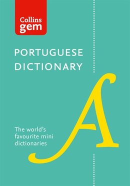 Book Collins Portuguese Dictionary: Trusted Support For Learning, In A Mini-format (collins Gem) by Collins Dictionaries