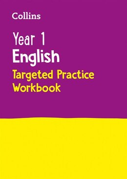 Book Year 1 English Targeted Practice Workbook (collins Ks1 Revision And Practice - New Curriculum) by Collins Ks1