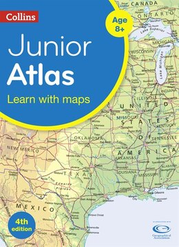 Book Collins Junior Atlas (collins Primary Atlases) by Collins Maps