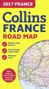 2017 Collins Map Of France by Collins Maps