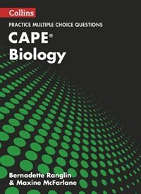Book Collins Cape Biology - Cape Biology Multiple Choice Practice by Bernadette Ranglin
