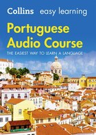 Easy Learning Portuguese Audio Course: Language Learning The Easy Way With Collins (collins Easy…