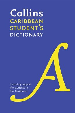 Book Collins Caribbean Student's Dictionary: Plus Unique Survival Guide by Collins Dictionaries