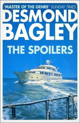 Book The Spoilers by Desmond Bagley