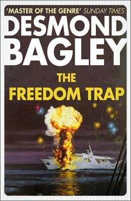 Book The Freedom Trap by Desmond Bagley