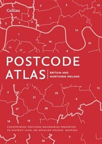 Book Postcode Atlas Of Britain And Northern Ireland by Collins Maps
