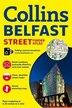 Collins Belfast Streetfinder Colour Atlas by Collins Maps