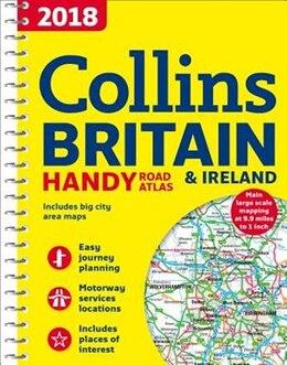 Book 2018 Collins Handy Road Atlas Britain by Collins Maps