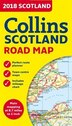 2018 Collins Map Of Scotland by Collins Maps