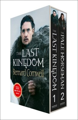 Book The Last Kingdom Series by Bernard Cornwell