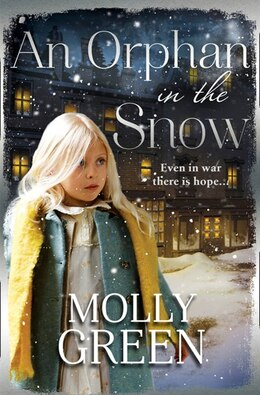 Book An Orphan In The Snow by Molly Green